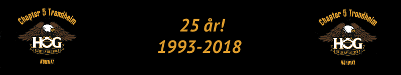 Harley-Davidson Trondheim konkurs - nov 2019