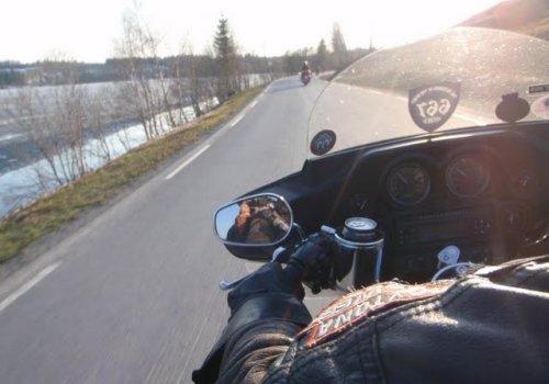 Torsdagstur til Hølonda 30.04.09