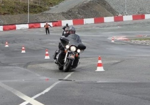 Avlysning H.O.G. Safe Rider…