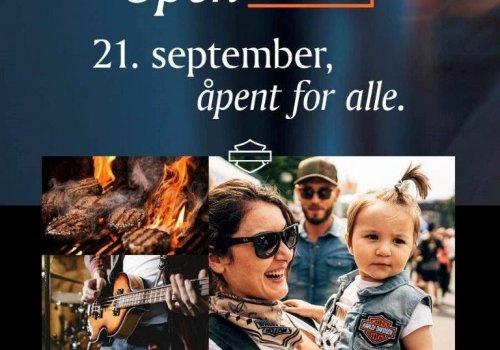 Open House 21. september…